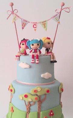 Torta Lalaloopsy 2